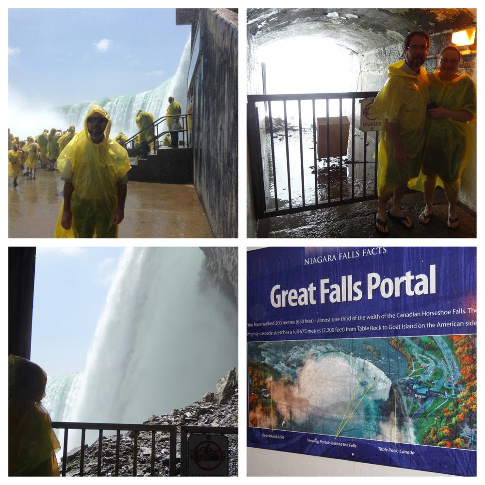 Journey Behind the Falls - Niagara Falls