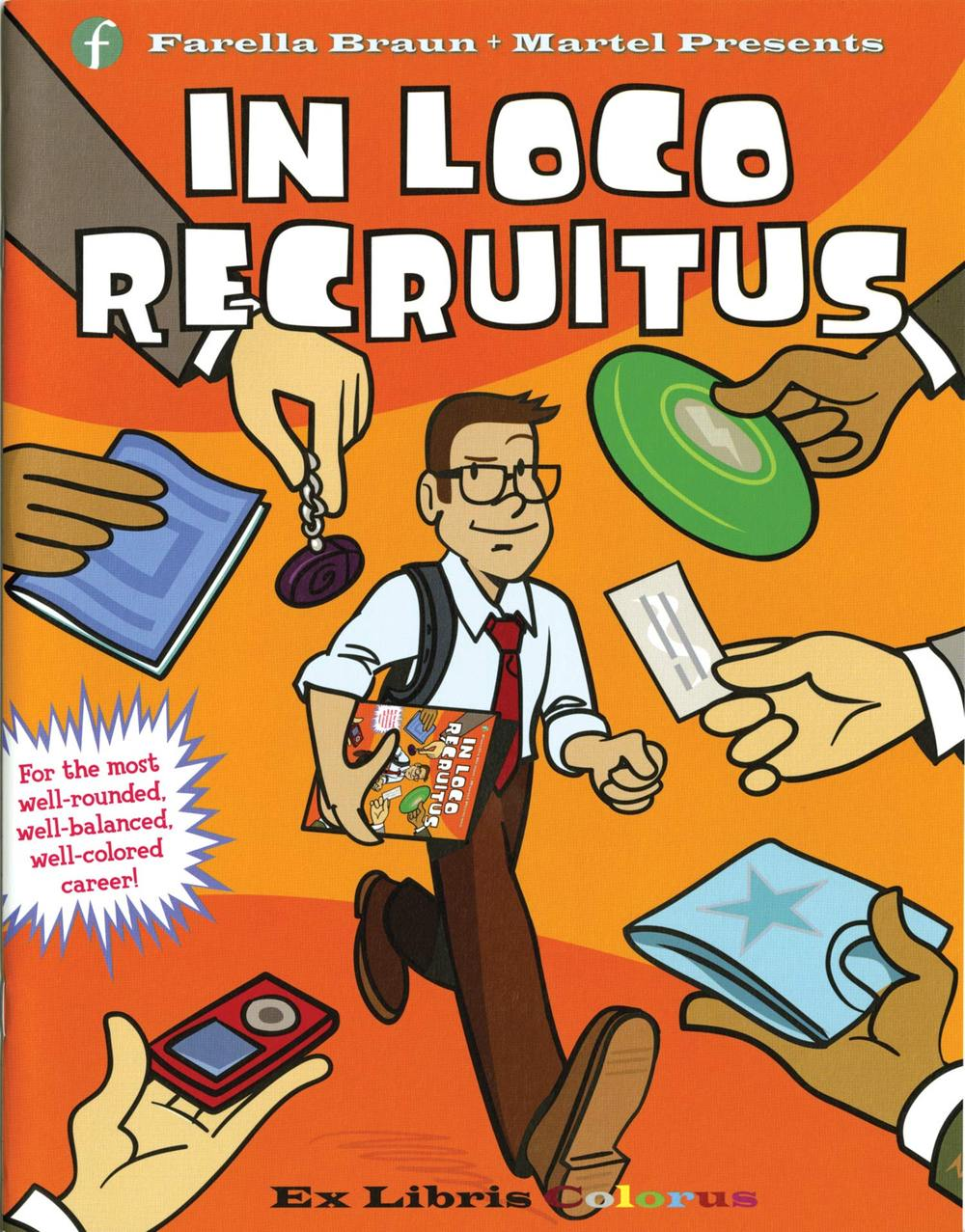 Farella Braun Recruiting Activity Book