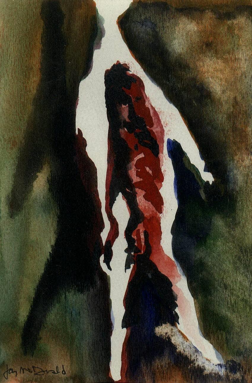"""Shadow Dance"" by Tony McDonald"
