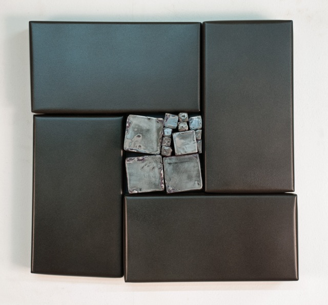 Vug No. 6 (Crystal Pocket) by Robert Fogel_at the Norsworthy Gallery in Shreveport Louisiana September 19 - 29