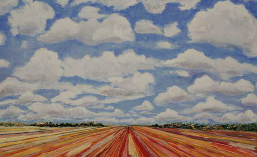 """Complementary Clouds"" by M.L. Porter"