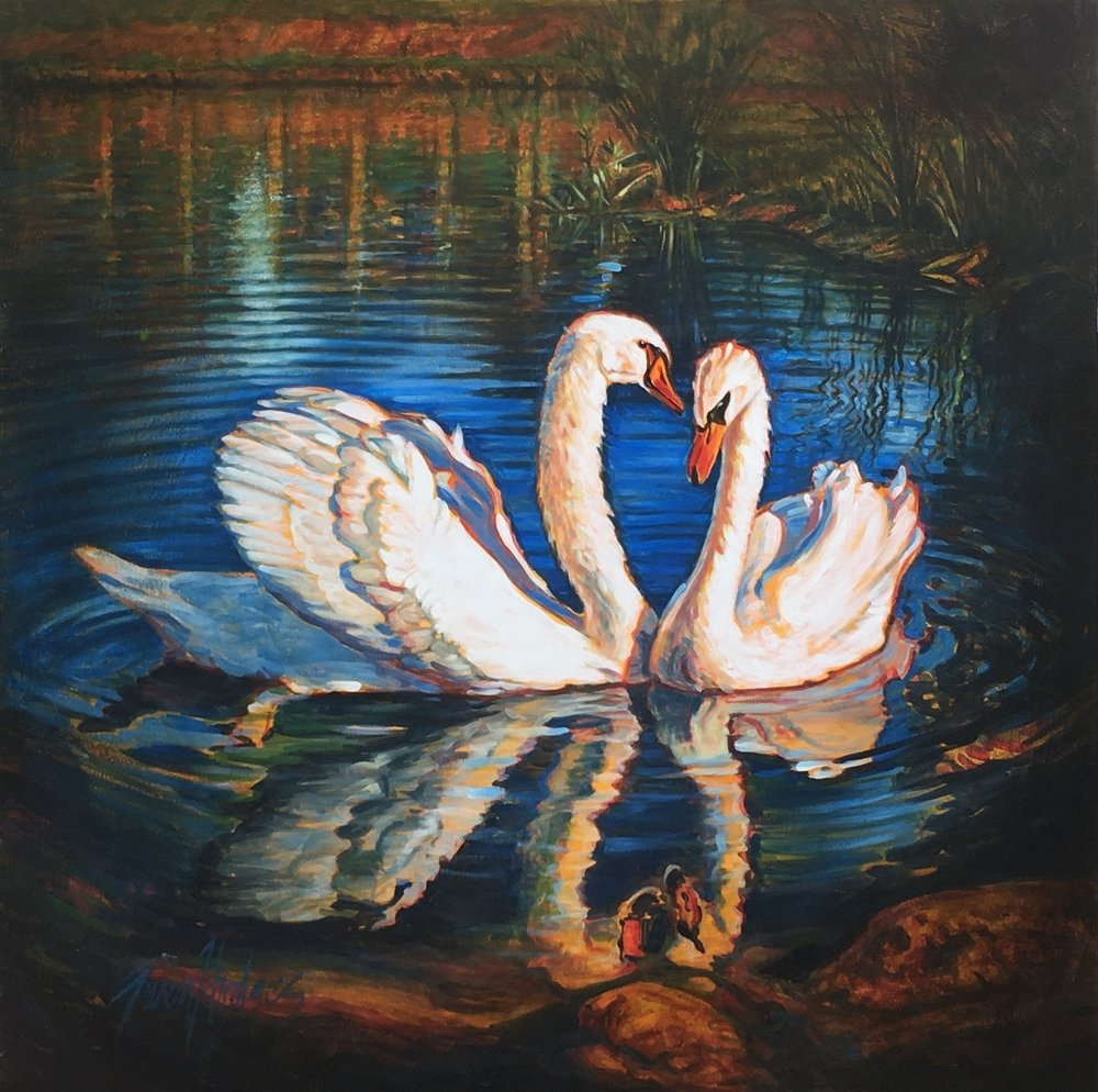 """""""Trace and Tracie - A Love To Remember"""" by Gwen Talbot Hodges"""