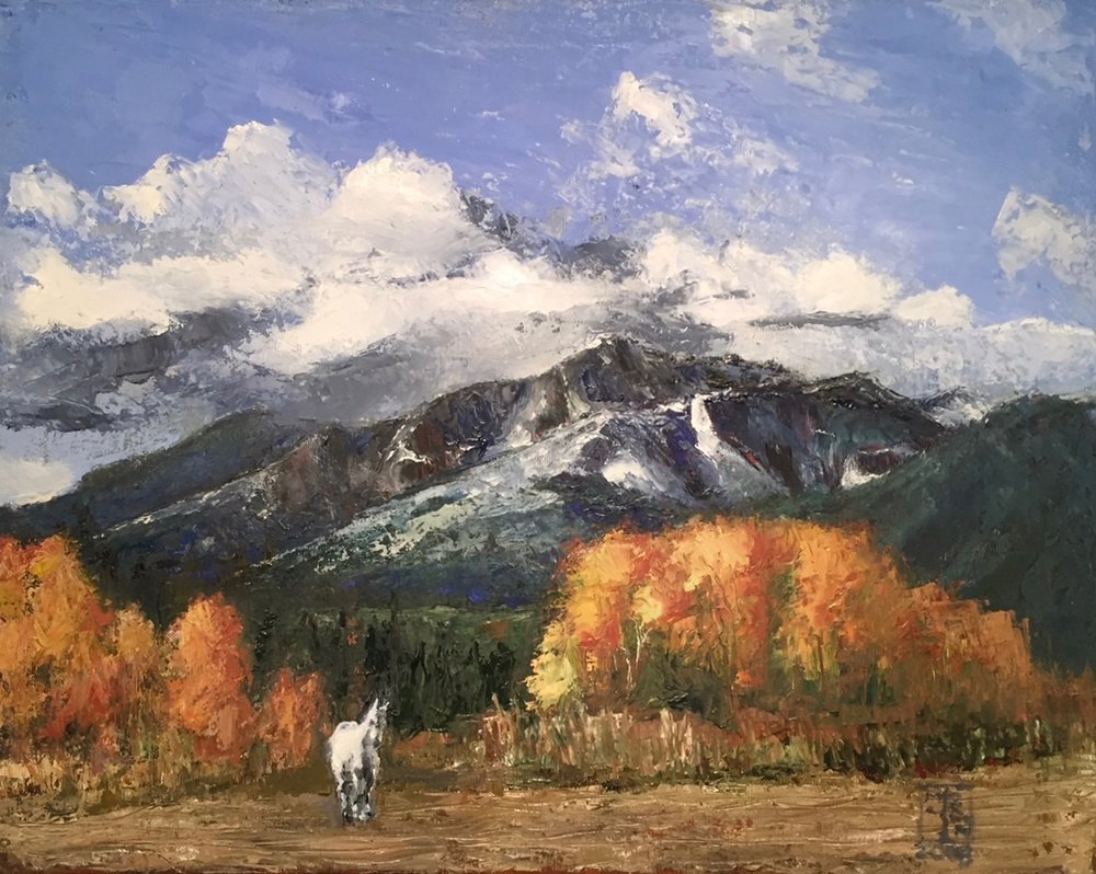 """High Country Study VIII"" by Mike Torma"
