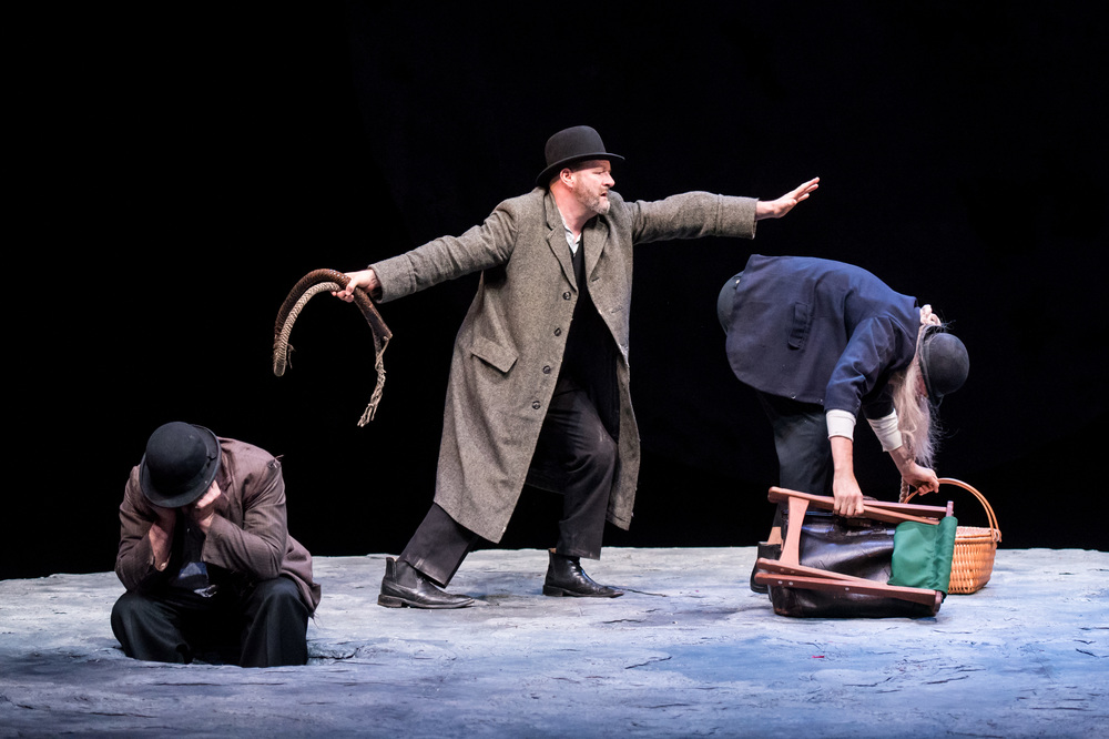 Waiting For Godot 2015