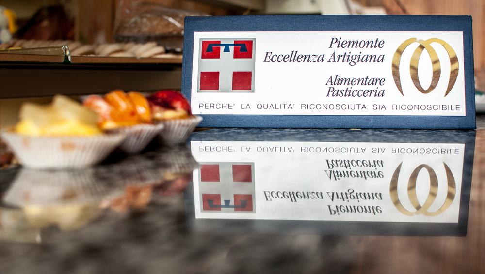 Il laboratorio di pasticceria del Vecchio Scarpone, Eccellenza Artigiana della Regione Piemonte