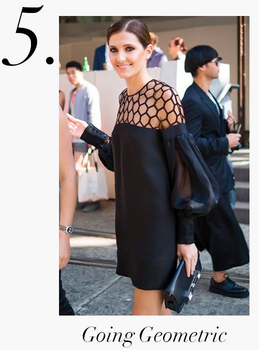 8 Little Black Dresses with Alexandra de Curtis