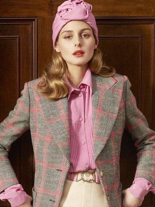 Alexandra de Curtis 8 Ways to wear pink in a grown up way