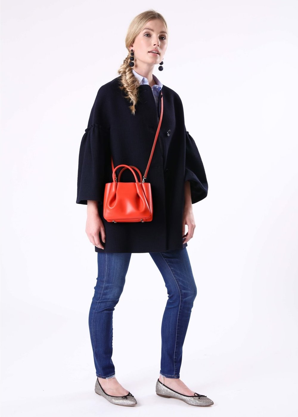 Alexandra+de+Curtis_Mini+Ruched+Tote+Orange+strap+square.jpg