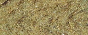 Refined hemp fibre