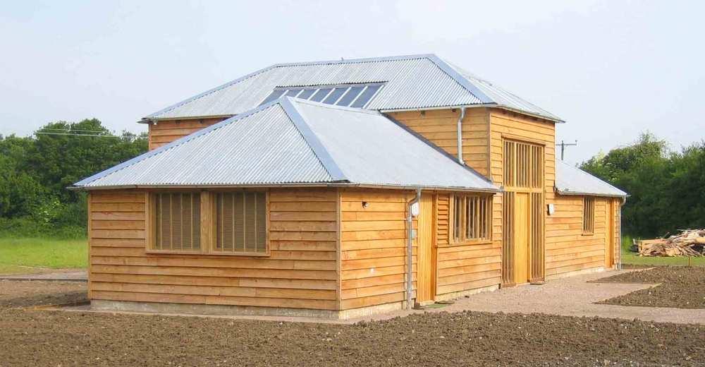 Green Light Trust, Lawshall, Suffolk. Modece Architects