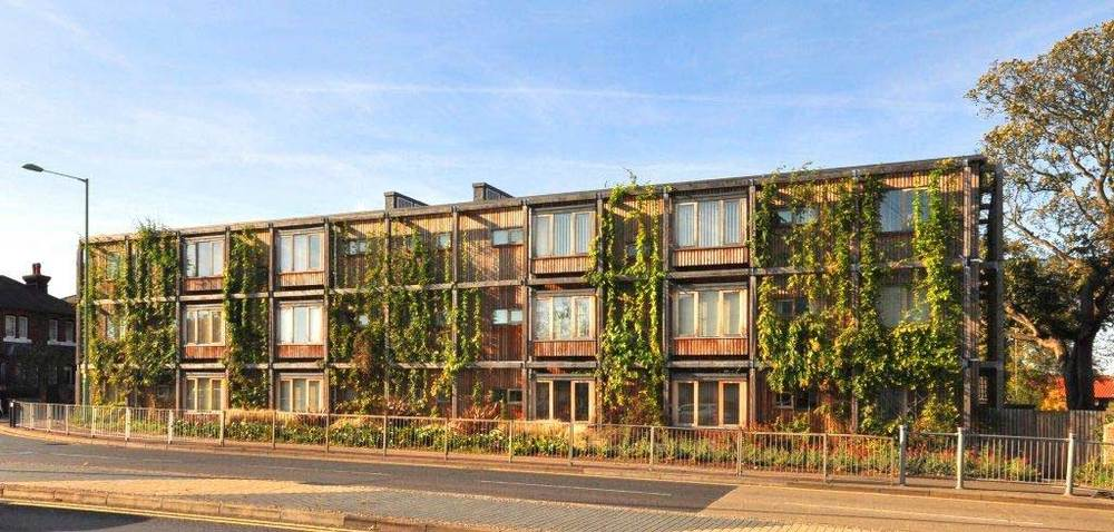 Modece Architects, Kings Road Affordable Flats - for Havebury Housing Partnership