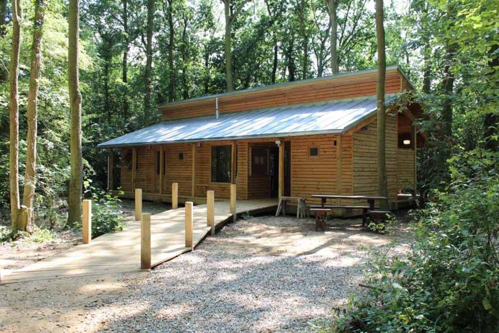 Suffolk Wildlife Trust, new visitor centre