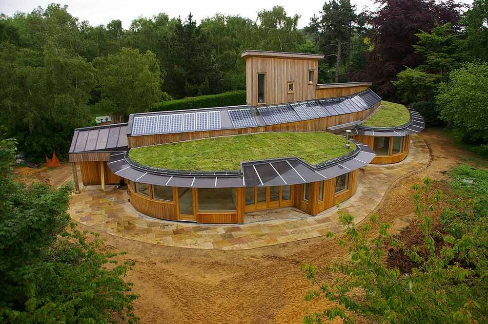 New House, Aldeburgh, Suffolk. Modece Architects