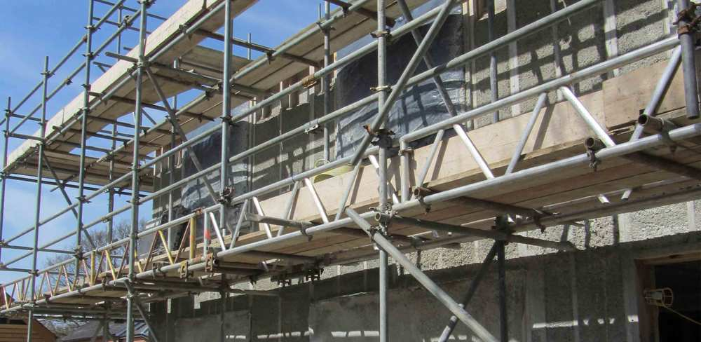 scaffolding-around-building-made-from-hemp-lime