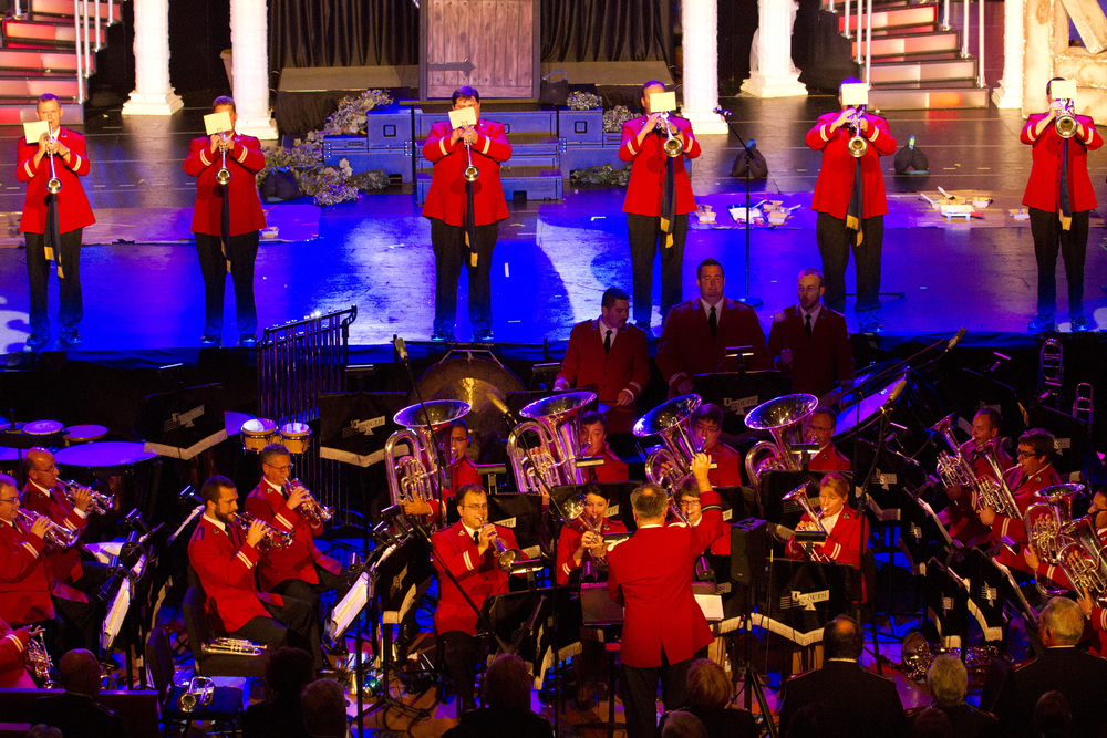 Fanfare trumpets