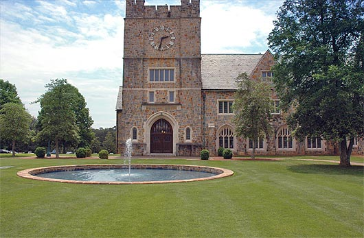 Ford Auditorium, Berry College