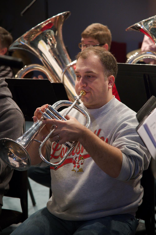 Flugel Horn Robert Snelson