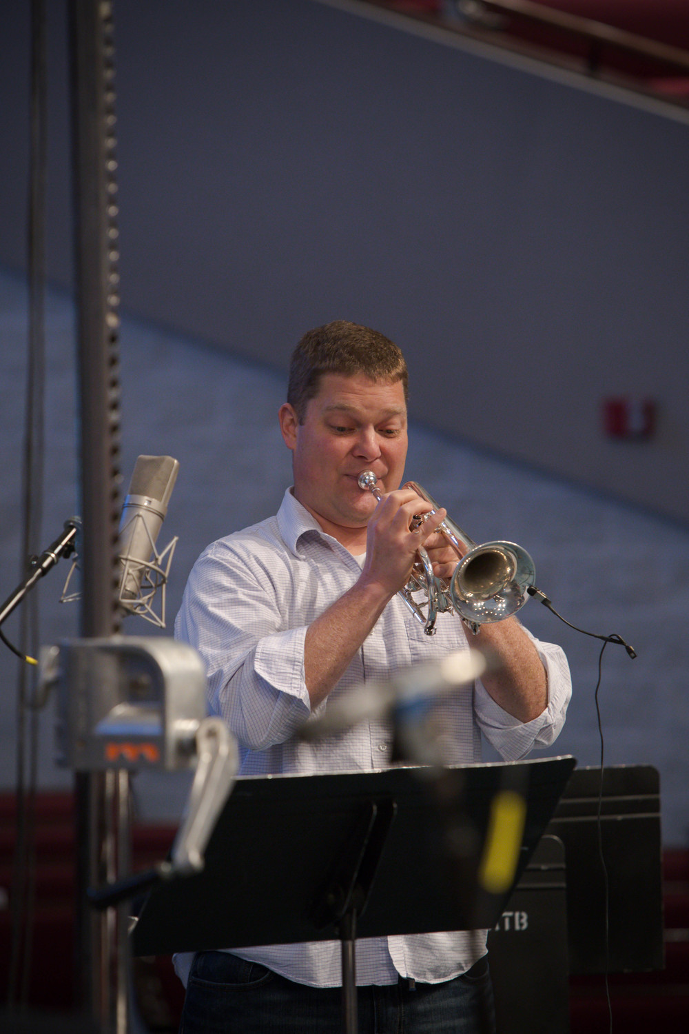 Soloist Jeff Barrington