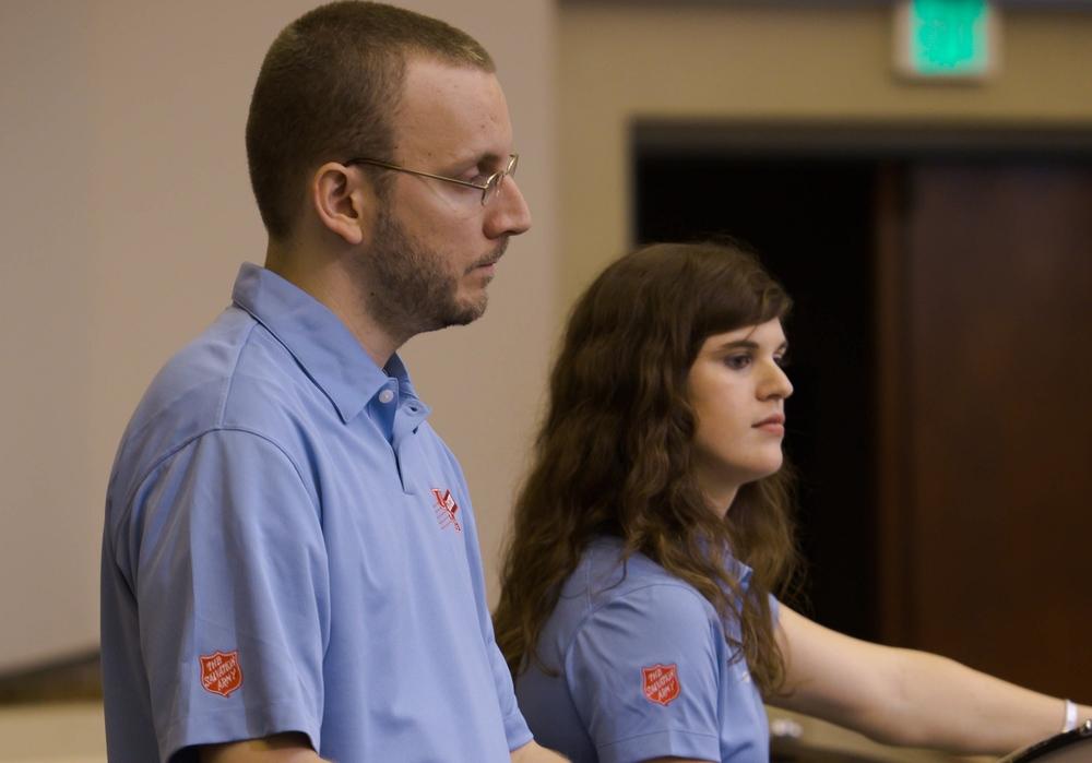Brad Rowland & Sarah Munoz