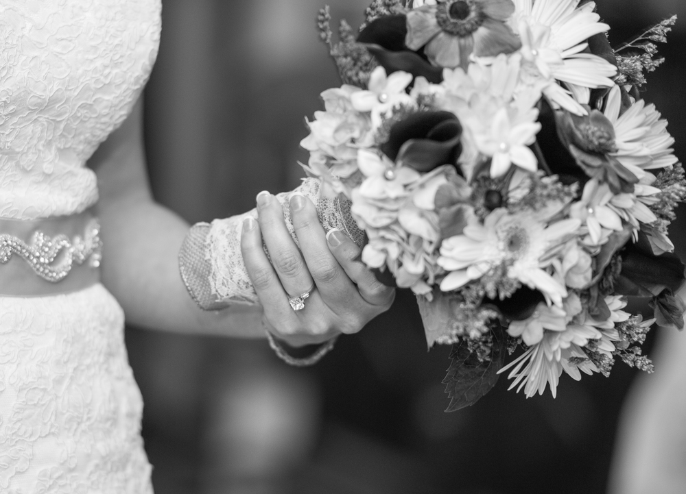 Bridal Bouquet - Detail