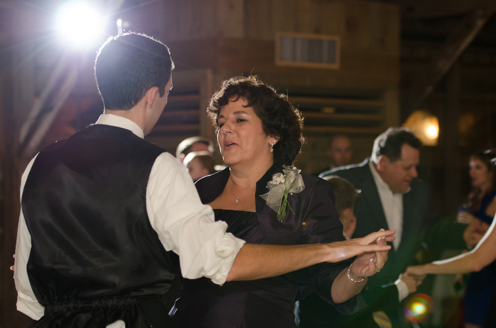 Mother of the Groom Dances