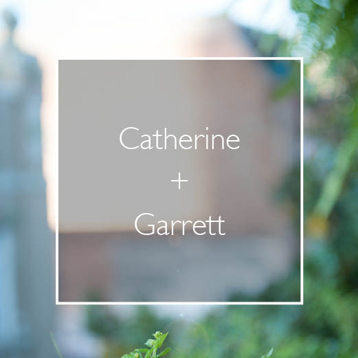 Catherine and Garrett's French Quarter Wedding