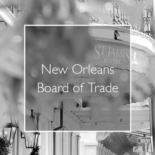 New Orleans Board of Trade Wedding