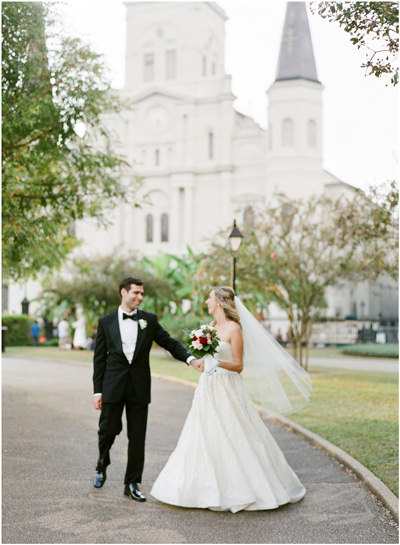 Ingrid & Rob New Orleans Destination Wedding