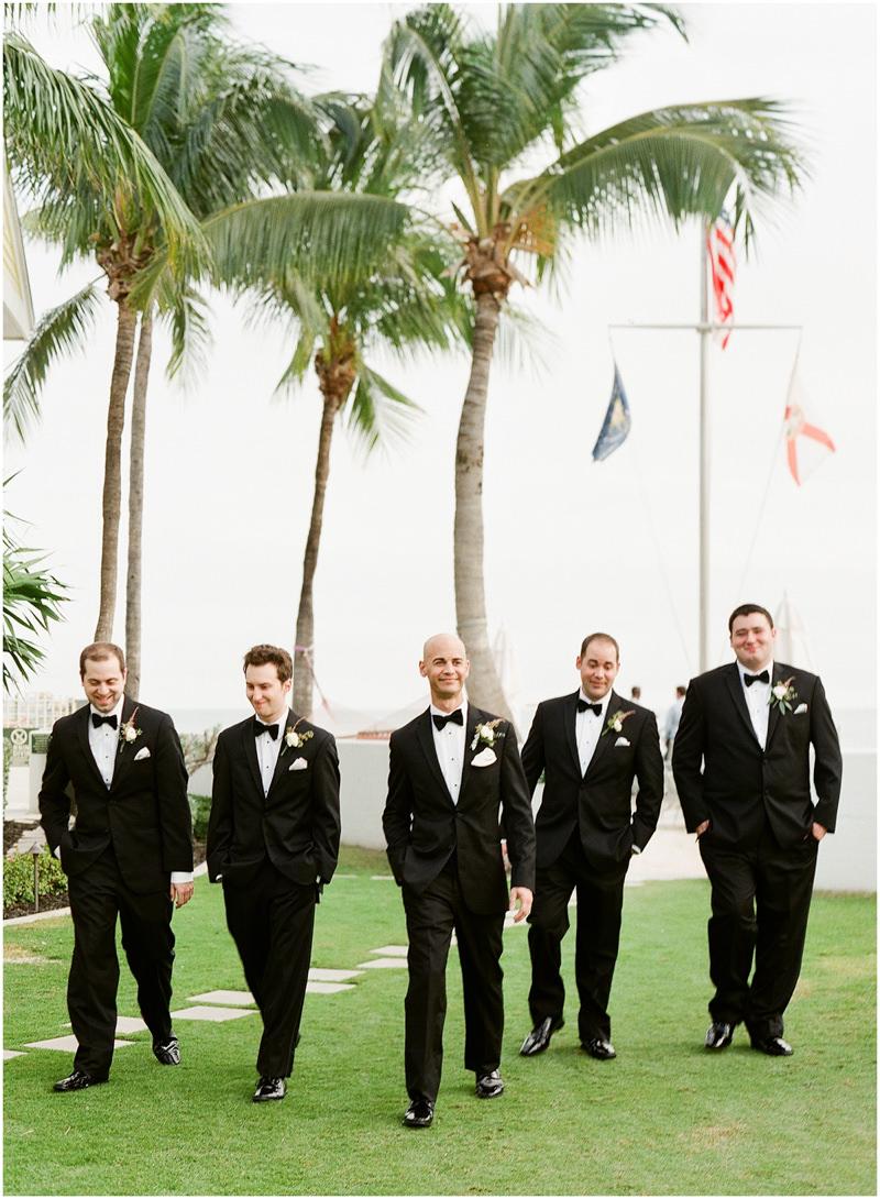 Bianca & Kyle Key West Florida Wedding