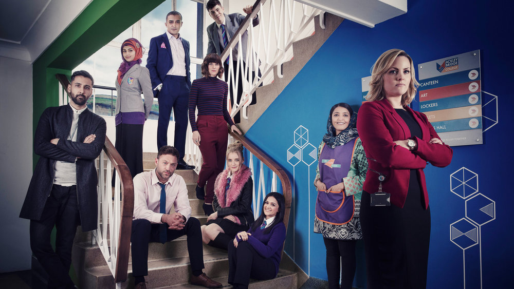 Ackley Bridge - The Forge / All3Media / Channel 4