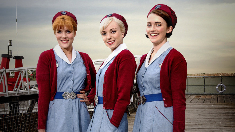 Call the midwife 5 - Neal Street / All3Media / BBC