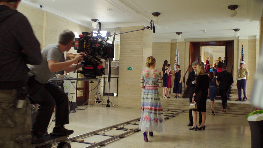 A Slice in the life - A day in the life on the set of Silent Witness, guiding us through the biggest location shoot of the season