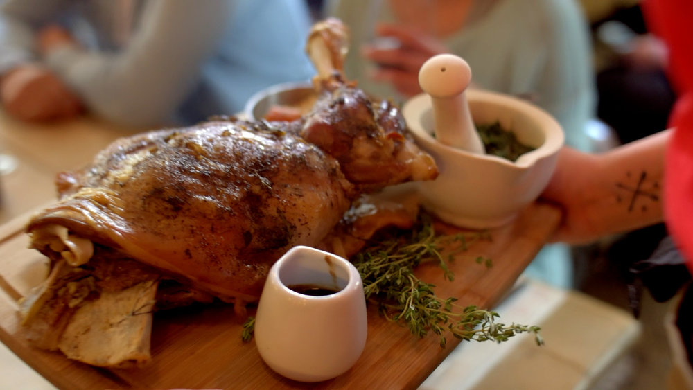 sunday lunch - A look at the Sunday Lunch experience at the Running Horse