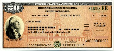 buying paper savings bonds as gifts