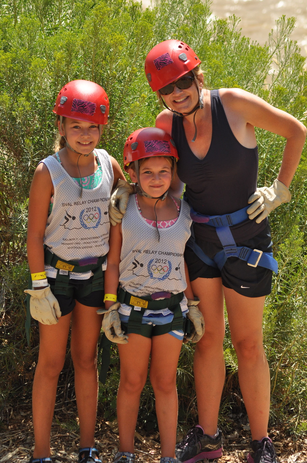 Zip Line, Colorado River