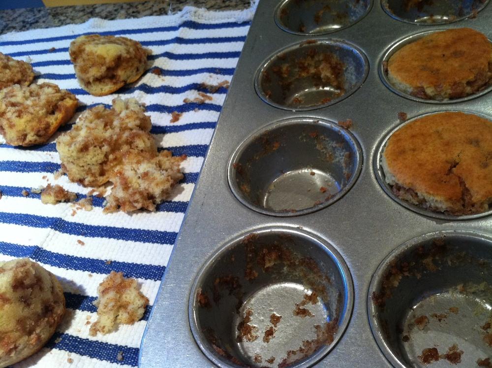 Muffin Fail!