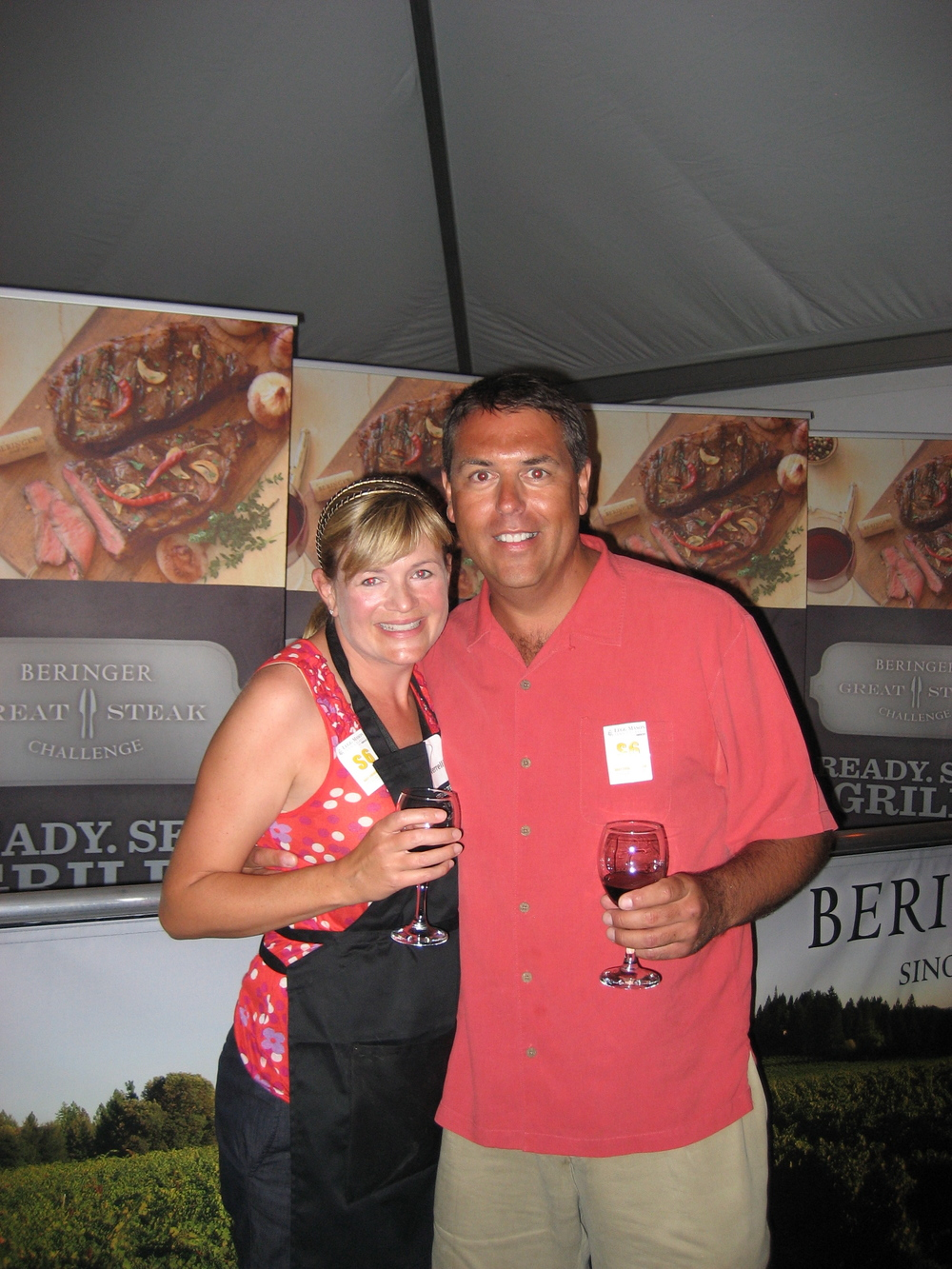 Beringer Great Steak Challenge Regional Grill Off in Washington DC