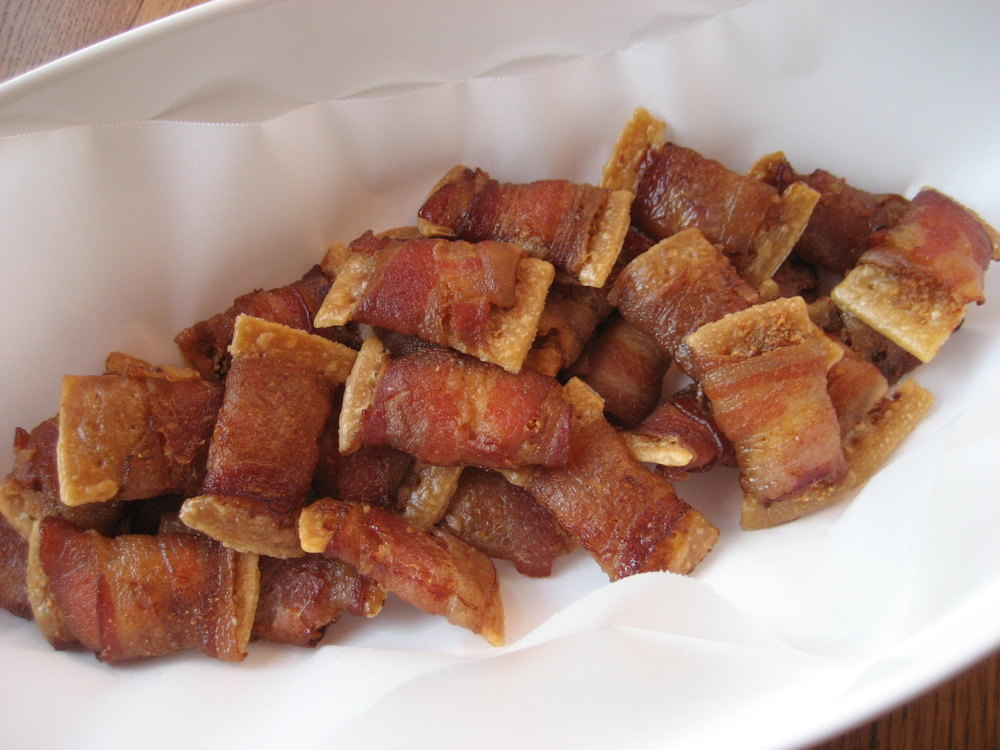 Blue Ribbon Bacon Nibbles