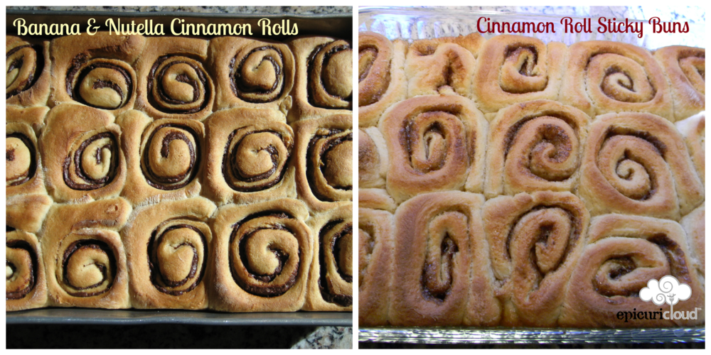Baking with Ben: Banana Nutella Rolls & Sticky Buns — epicuricloud