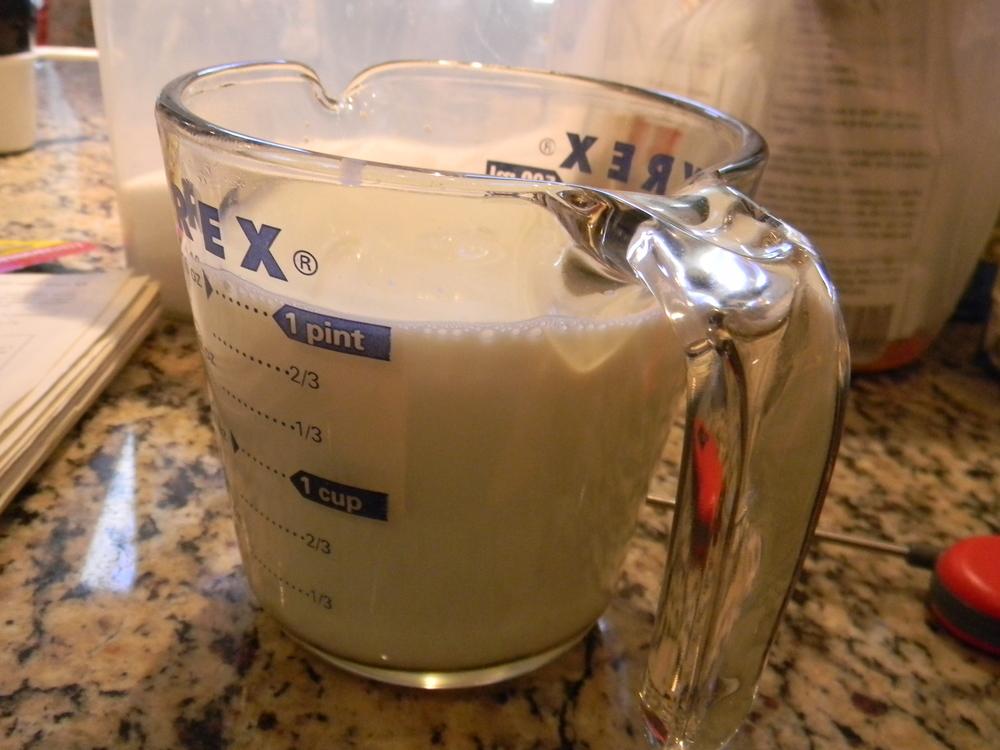 Warm the Milk