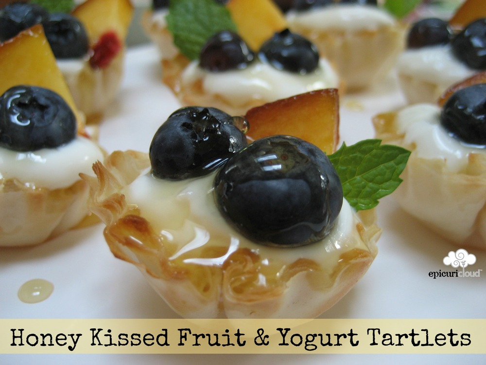 Honey Kissed Fruit & Yogurt Tartlets Title Logo.jpg