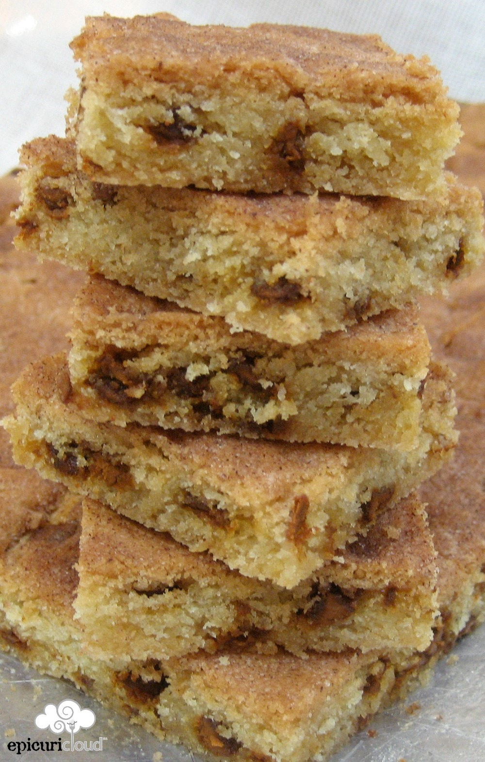 Snickerdoodle Bar Cookies Stack Logo2.jpg