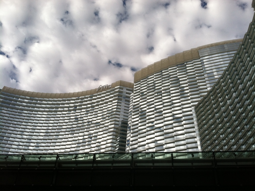 The Venue: The Aria Hotel & Casino in Las Vegas, NV