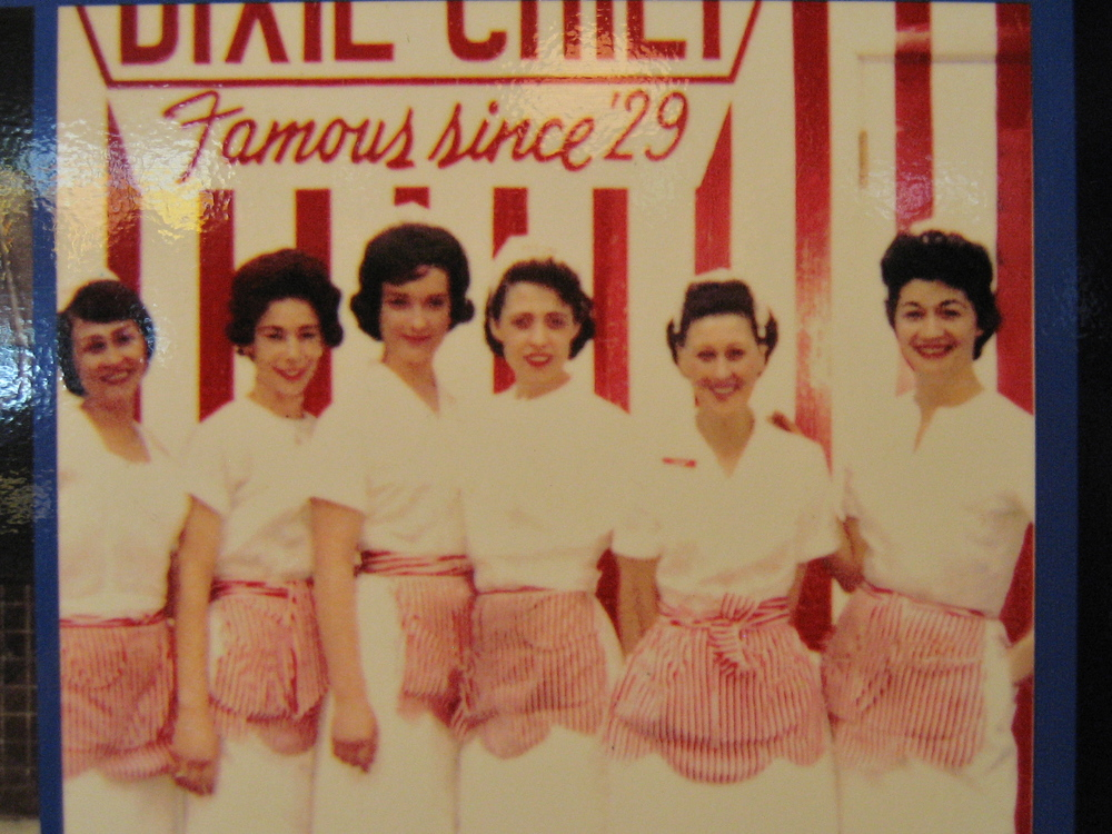 Dixie Chili Waitresses