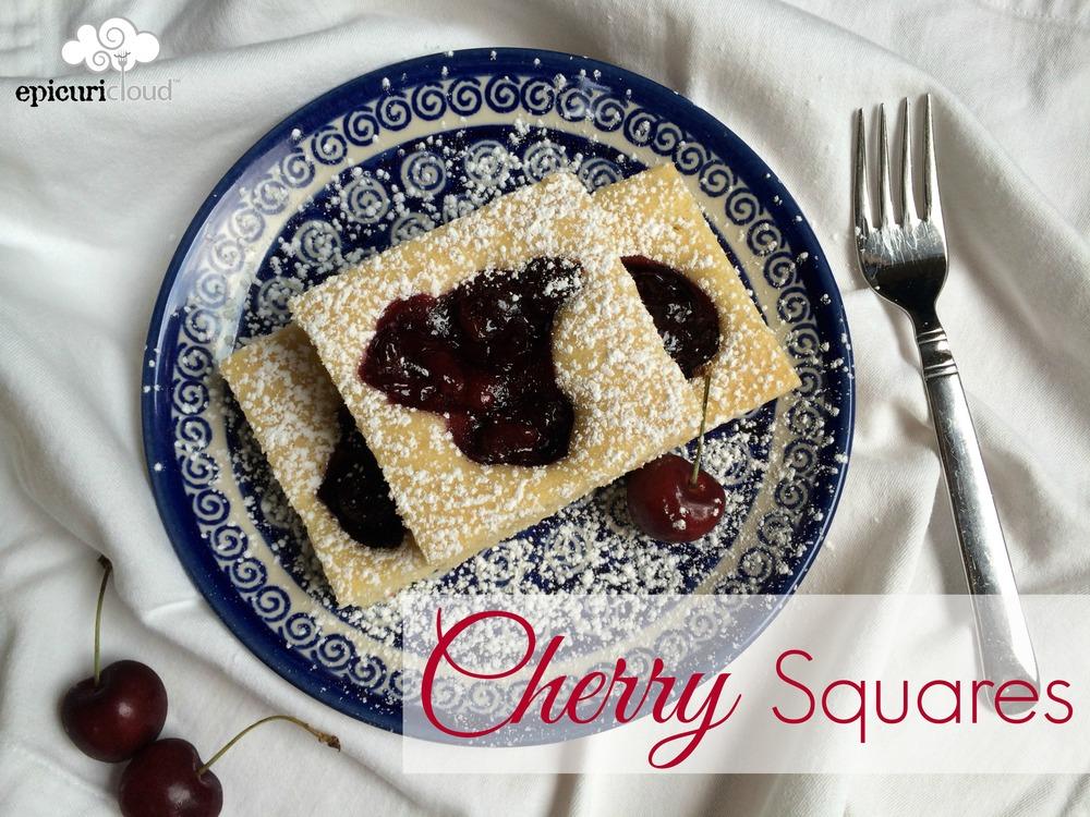 Cherry Squares - epicuricloud