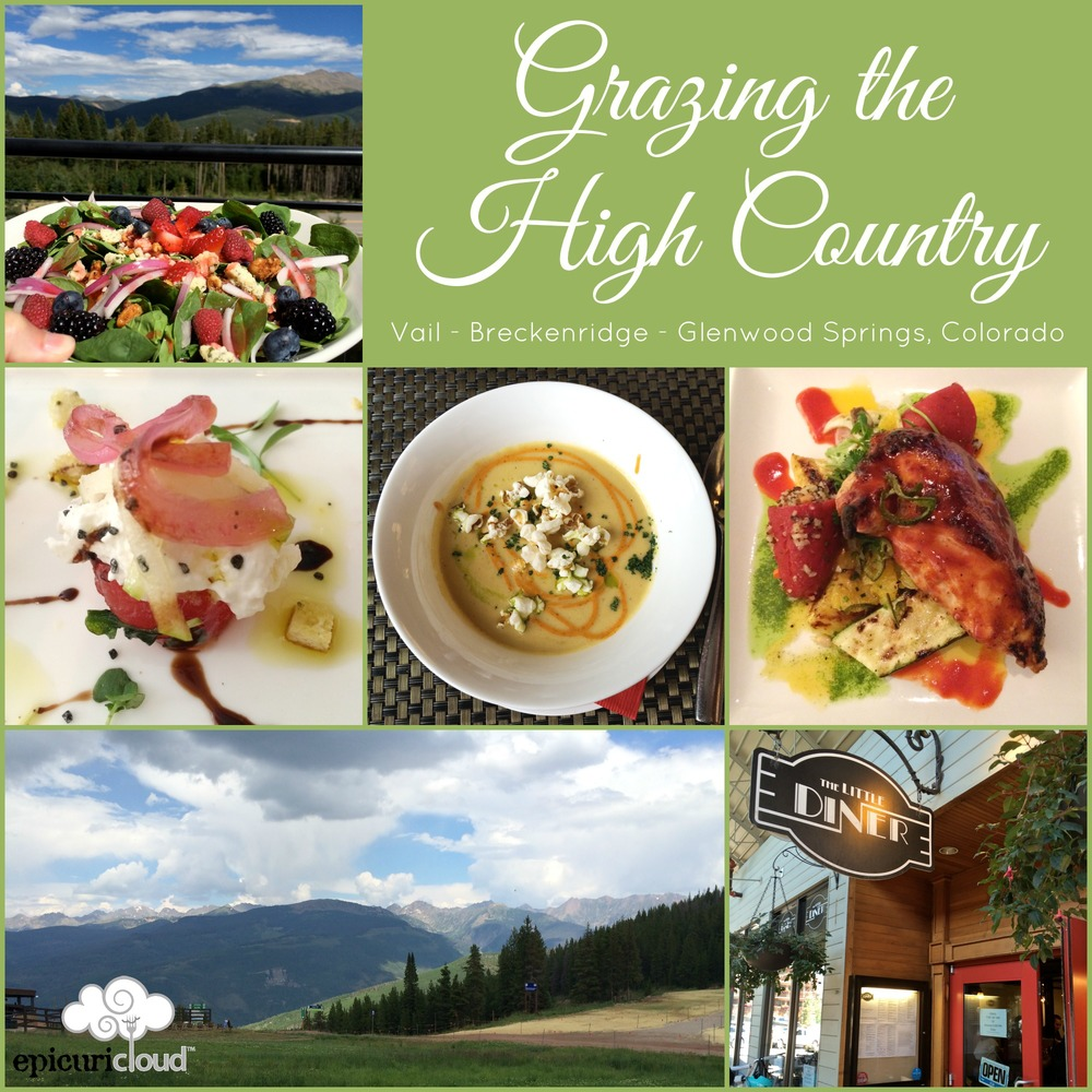 Grazing the High Country - epicuricloud