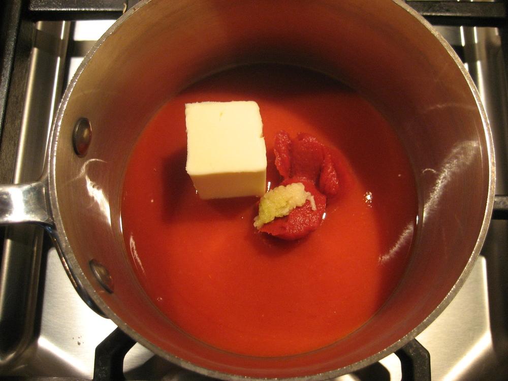 Buffalo Sauce: