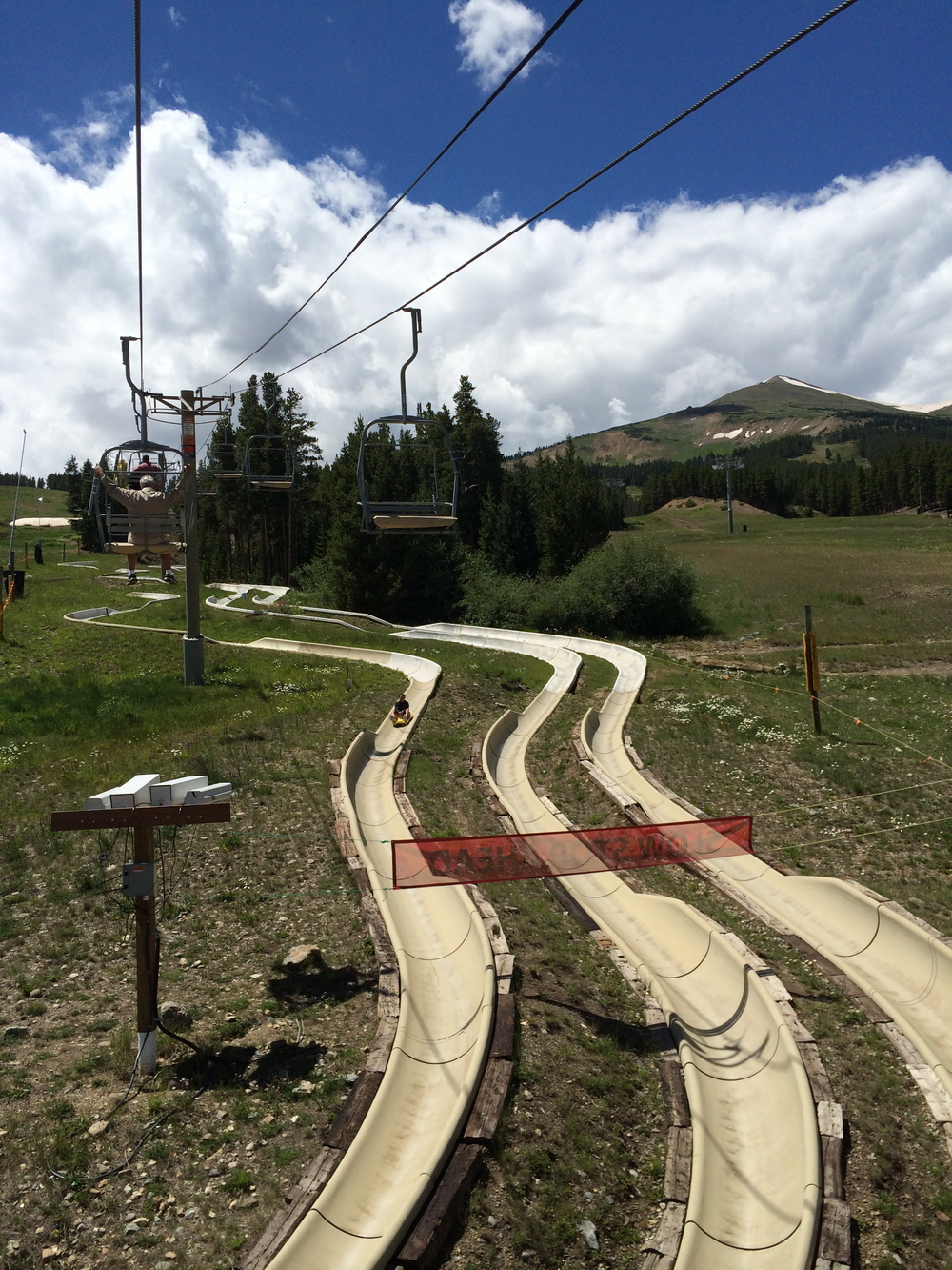 The Alpine SuperSlide