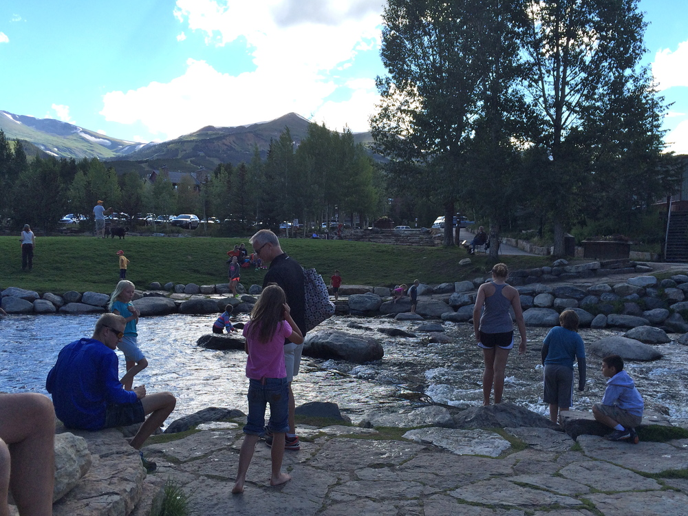 Creekside in Breckenridge