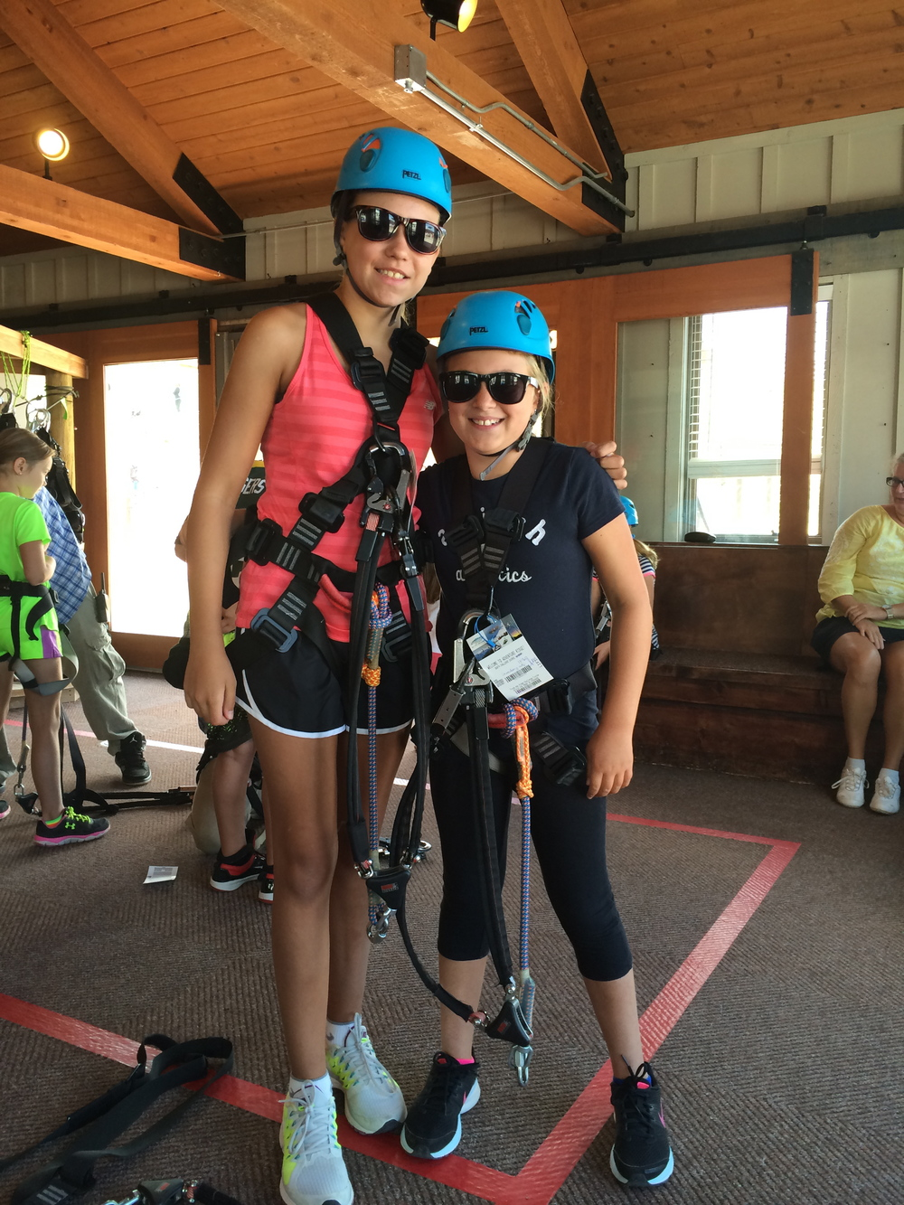 Ropes Course Training